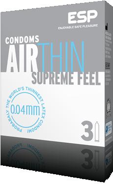 ESP AirThin Kondome