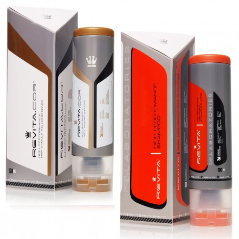 REVITA Anti-Aging Haarpflege: Shampoo und Conditioner